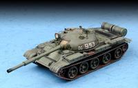 Military Russian T-62 Main Battle Tank Mod 1962