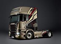 Italeri 510003930 Scania R730 Streamline Chimera Vrachtwagen (bouwpakket) 1:24