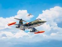 Lockheed F-104G Starfighter RNAF/BAF Revell Model Kit