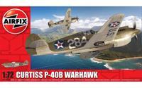 Curtiss P-40B Warhawk 1:72 Series 1 Air Fix Model Kit