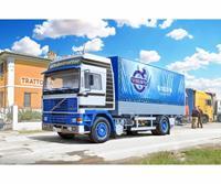 Italeri 3945 Volvo F16 Plane m. Hebebühne Vrachtwagen (bouwpakket) 1:24