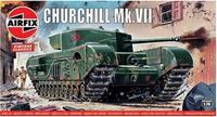 Churchill Mk.VII Airfix 1:76 Model Kit