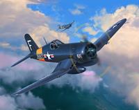 Revell Vliegtuig F4U-4 Corsair 1:72