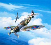 Spitfire Mk.IIa 1:72 Revell Model Kit