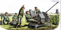 Military 20MM Flak 38 Figure Set