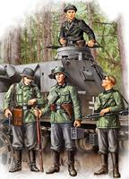 Military German Infantery set Vol 1 Early