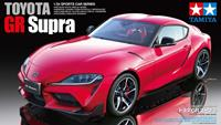 Tamiya 24351 Toyota GR Supra Auto (bouwpakket) 1:24