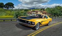 Revell 67025 1969 Ford Mustang Boss Auto (bouwpakket) 1:25