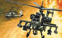 Italeri Italeri - Ah-64a Apache 1:72 Scale