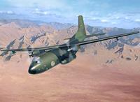 "Revell Vliegtuig C-160 Transall ""Eloka"" 1:72"