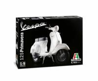Italeri 4633 Vespa 125 Primavera Motorfiets (bouwpakket) 1:9