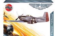 Airfix Top Gun Maverick's P-51D Mustang Model Kit