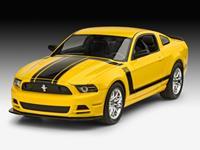 Revell 07652 2013 Ford Mustang Boss 302 Auto (bouwpakket) 1:25