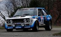Italeri 3662 Fiat 131 Abarth Rally Auto (bouwpakket) 1:24