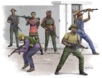Military African Freedom Fighters