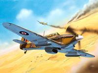 Revell Vliegtuig Model Set Hawker Hurricane Mk.Ii