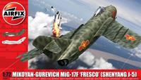 Mig 17F 1:72 Series 3 Air Fix Model Kit