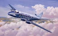 de Havilland Heron MkII Vinatge Classic Aircraft Air Fix Model Kit