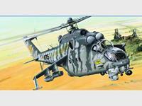 Planes / Helicopter MIL MI-24V Hind-V Helicopter