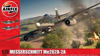 Messerschmitt ME262A-2A 1:72 Series 3 Air Fix Model Kit
