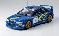 Tamiya 300024218 Subaru Impreza WRC 99 Auto (bouwpakket) 1:24