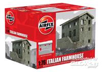 Italian Farmhouse Resin Ruined Buildings Air Fix Model Kit