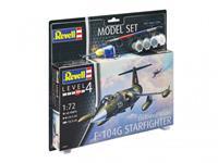 Revell modelbouwset Lockheed Martin F 104G 244 mm schaal 1:72