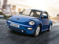 Revell 07643 VW New Beetle Auto (bouwpakket) 1:24