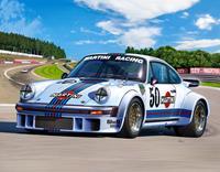 Revell 07685 Porsche 934 RSR Martini Auto (bouwpakket) 1:24