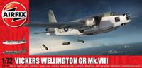 Vickers Wellington GR Mk.VIII Series 8 1:72 Air Fix Model Kit