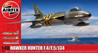 Hawker Hunter F.4/F.5/J.34 Model Kit