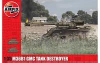 M36B1 GMC (U.S. Army) 1:35 Tank Air Fix Model Kit