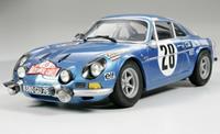 Tamiya 300024278 Renault Alpine A110 ´71 Monte Carlo Auto (bouwpakket) 1:24