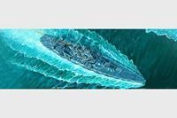 Boats USS Vincennes CA-44