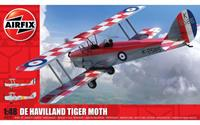De Havilland D.H.82a Tiger Moth Series 4 1:48 Air Fix Model Kit