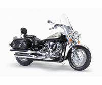 Tamiya 14135 Yamaha XV1600 Roadstar Custom Motorfiets (bouwpakket) 1:12