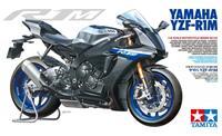 Tamiya 300014133 Yamaha YZF-R1M Motorfiets (bouwpakket) 1:12