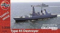 Type 45 Destroyer Airfix 1:350 Model Kit