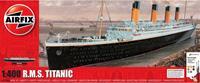RMS Titanic Gift Set 1:400 Air Fix Gift Set