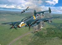 Messerschmitt Bf110 C-7 Level 5 Revell 1:32 Model Kit