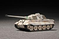 Military King Tiger Porsche Turet with Zimmerit