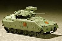 Military M2A0 Bradley Fighting Vehicle