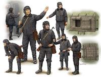 Military Soviet Soldier Scub B Crew