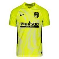 Nike Atlético de Madrid 2020/21 Stadium Derde Voetbalshirt voor heren - Geel