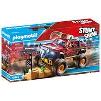 PLAYMOBIL 70549 Stuntshow Monster Truck Met Hoorns