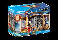 Coppens Playmobil 70506 speelbox Piratenavontuur