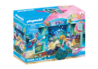 Coppens Playmobil 70509 speelbox Zeemeerminnen
