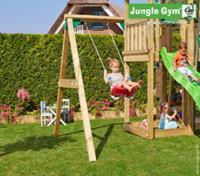 Intergard Houten speeltoestellen Jungle Swing aanbouwset