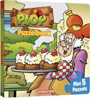 Studio 100 Boek Plop: Puzzelboek (9%) (BOPL00002150)