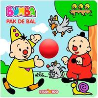 Studio 100 Boek Bumba: Pak de bal (9%) (BOBU00003350)